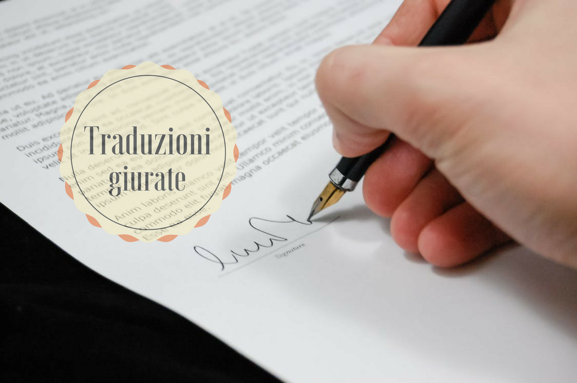 Tre cose da sapere sulle traduzioni giurate