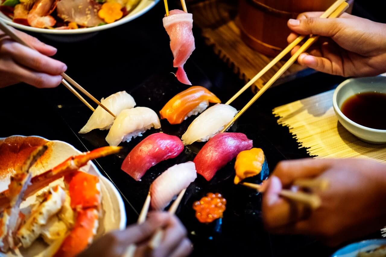 Will Post for Food: Sushi Bar Exchanges Free Meals for Instagram Posts