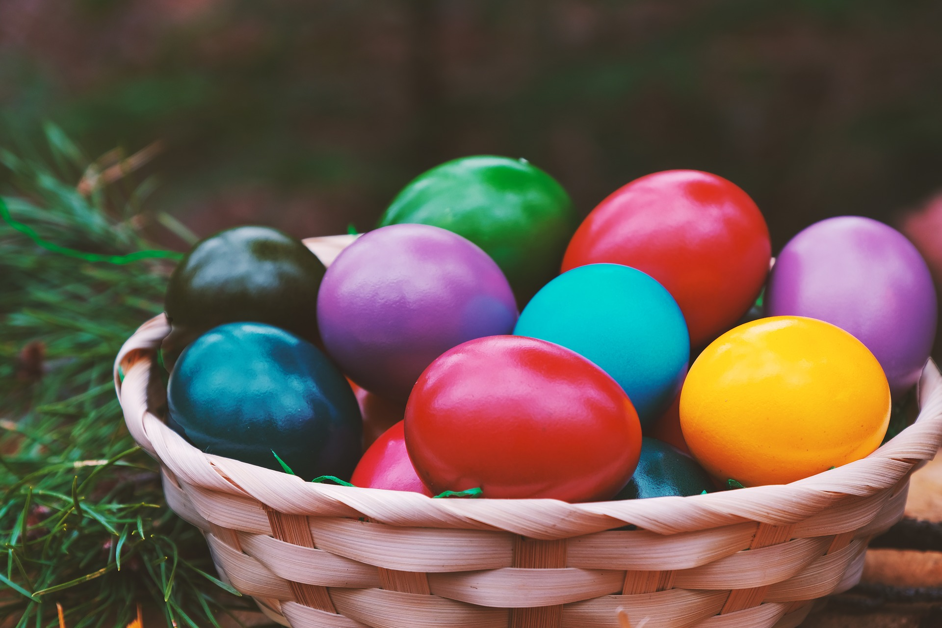 Italy Vs. The United States: Easter Traditions