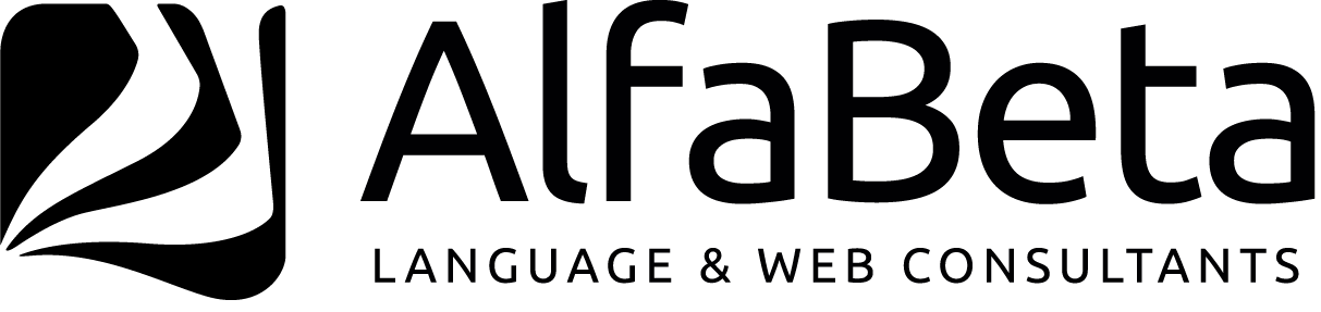 AlfaBeta - Language and Web Consultants